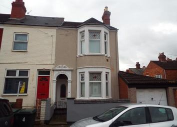 Thumbnail 3 bed end terrace house for sale in Hamilton Road, Coventry