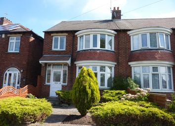 Thumbnail 3 bed terraced house for sale in Crosby Road, Northallerton