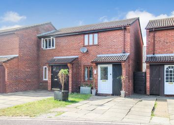2 bed end terrace house to rent in Hulme Close, Kempston, Bedford MK42