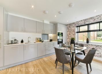 Thumbnail 2 bed flat for sale in Aurora House, Sycamore Gardens, Epsom