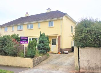 Thumbnail 3 bed semi-detached house for sale in Ramshill Road, Paignton