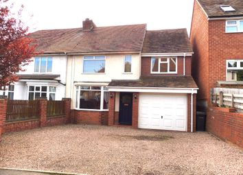 Thumbnail 4 bed semi-detached house for sale in Forge Lane, Blakedown, Kidderminster