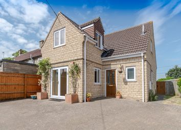 Thumbnail 3 bed detached house to rent in Newtown, Hullavington, Chippenham