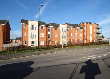 Thumbnail 2 bed flat to rent in Dorney Place, Cannock