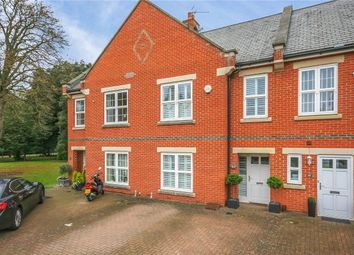 Thumbnail 3 bed terraced house to rent in Beningfield Drive, Napsbury Park, St. Albans, Hertfordshire