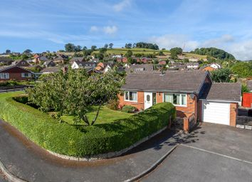 Thumbnail 3 bed detached bungalow for sale in Rockes Meadow, Knighton
