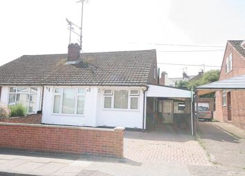 Thumbnail 3 bed semi-detached bungalow for sale in Thirlestane Crescent, Northampton