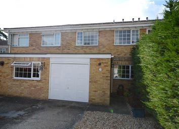 Thumbnail 3 bed semi-detached house for sale in Tickenor Drive, Finchampstead, Wokingham