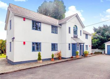 Thumbnail 2 bed flat for sale in Swanpool Gardens, Swanpool, Falmouth