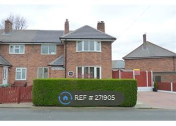 Thumbnail 3 bed end terrace house to rent in Kempson Terrace, Wirral
