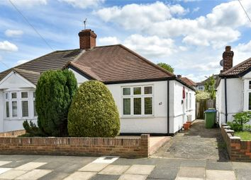 Thumbnail 3 bed semi-detached bungalow for sale in Hillview Road, Chislehurst