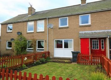 Thumbnail 2 bed terraced house for sale in Broomlee Crescent, West Linton