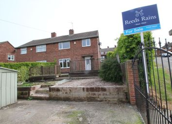 Thumbnail 3 bed semi-detached house for sale in Peveril Road, Bolsover, Chesterfield