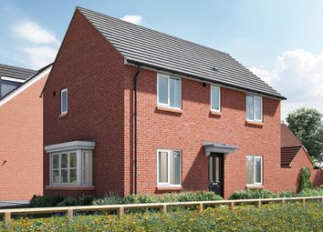 "Thumbnail 3 bed detached house for sale in ""The Mountford"" at Wood Lane, Binfield, Bracknell"