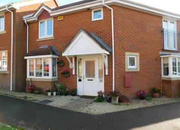Thumbnail 3 bed terraced house to rent in Avro Court, Hamble