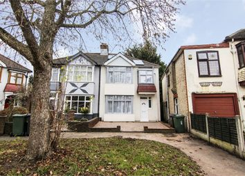 Thumbnail 3 bed semi-detached house for sale in Coningsby Gardens, Chingford, London