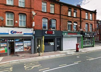Thumbnail Restaurant/cafe for sale in Liverpool L15, UK