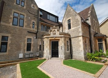 Thumbnail 2 bed flat for sale in Flat 3 Greenacre House, Cleveland Gardens, Trowbridge