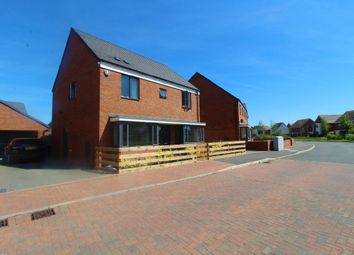 Thumbnail 4 bed detached house for sale in Juffs Lane, Wootton, Bedfordshire