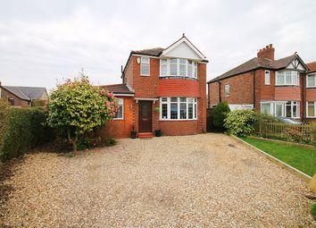 Thumbnail 3 bed detached house for sale in Malpas Drive, Great Sankey, Warrington