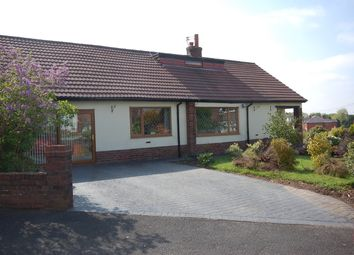 Thumbnail 4 bed bungalow for sale in Greymont Road, Walmersley, Bury