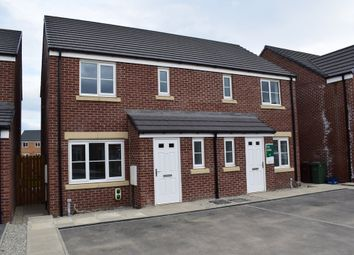 Thumbnail 3 bed semi-detached house to rent in Potovens Close, Snow Hill, Wakefield