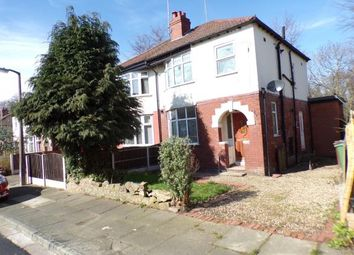3 bed semi-detached house for sale in The Crescent, Bredbury, Stockport, Greater Manchester SK6