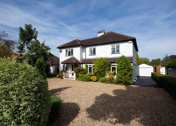 Thumbnail 5 bed detached house to rent in Links Road, Ashtead, Surrey