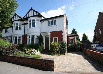 Thumbnail 4 bed semi-detached house for sale in Marlborough Road, Urmston, Manchester