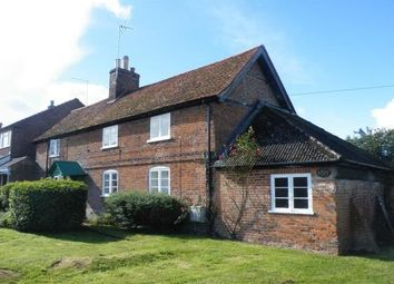 Thumbnail 3 bed cottage to rent in The Hurst, Winchfield, Hook