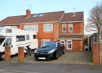 Thumbnail 4 bed semi-detached house for sale in Boulters Road, Hartcliffe, Bristol