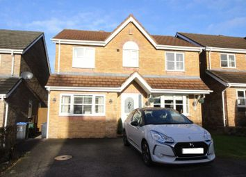 Thumbnail 4 bed detached house for sale in Mulberry Way, Leek, Staffordshire