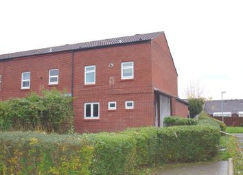 Thumbnail 3 bed terraced house to rent in Sandhurst Close, Redditch