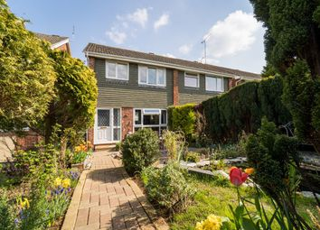 Thumbnail 3 bed semi-detached house for sale in James Copse Road, Lovedean