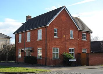 Thumbnail 5 bed detached house for sale in Eastbury Way, Redhouse, Swindon