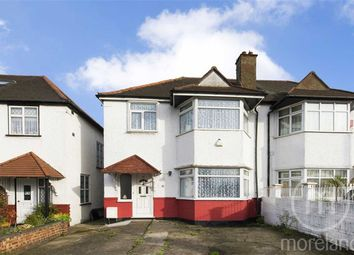 Thumbnail 5 bedroom semi-detached house to rent in Dersingham Road, Cricklewood