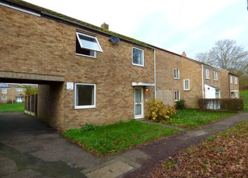Thumbnail 4 bedroom terraced house to rent in Minsmere Way, Great Cornard, Sudbury