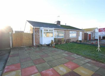 Thumbnail 2 bed semi-detached bungalow for sale in Llys Charles, Towyn Abergele, Conwy