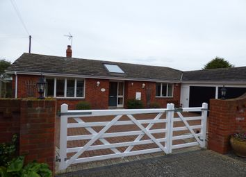 Thumbnail 3 bed detached bungalow to rent in Rivetts Loke, Beccles