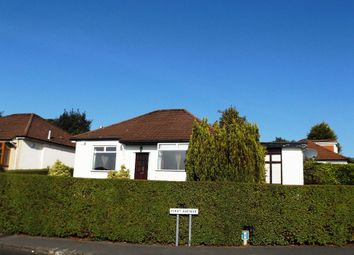 Thumbnail 4 bedroom detached bungalow to rent in First Avenue, Bearsden, Glasgow
