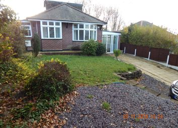 Thumbnail 4 bed detached bungalow to rent in The Brow, Runcorn