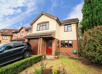 Thumbnail 4 bed detached house to rent in Monks Hollow, Marlow