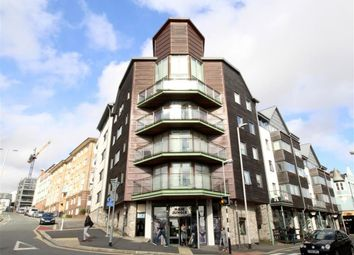 Thumbnail 1 bed flat for sale in Ebrington Street, City Centre, Plymouth