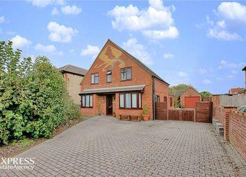 Thumbnail 4 bed detached house for sale in Hampton Lane, Blackfield, Southampton, Hampshire