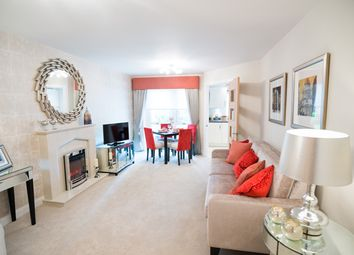 "Thumbnail 1 bedroom flat for sale in ""Typical 1 Bedroom"" at Constance Place, Knebworth"