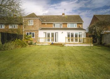 Thumbnail 5 bed detached house for sale in Ilminster Road, Taunton, Somerset