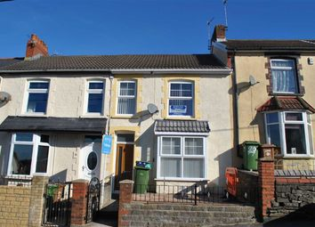 Thumbnail 3 bed terraced house for sale in Bedwellty Road, Aberbargoed, Bargoed