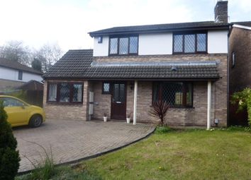 Thumbnail 4 bedroom detached house for sale in Clos Tyclyd, Cardiff