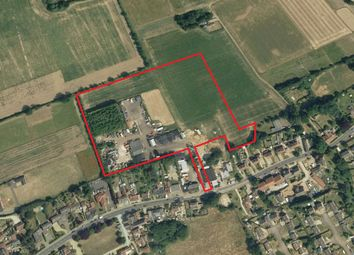 Thumbnail Land for sale in Chapel Street, Shipdham, Thetford