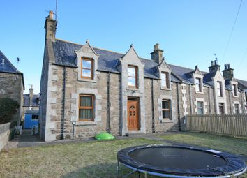 Thumbnail 3 bed semi-detached house for sale in Grant Street, Iantown, Buckie
